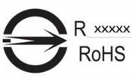Taiwan RoHS label