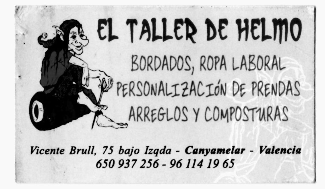 TALLER DEL HELMO