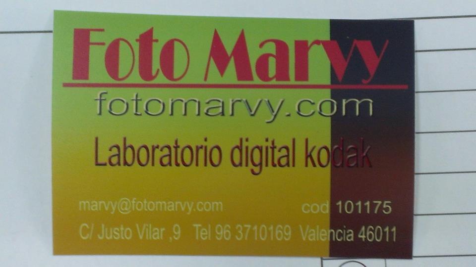 FOTO MARVY