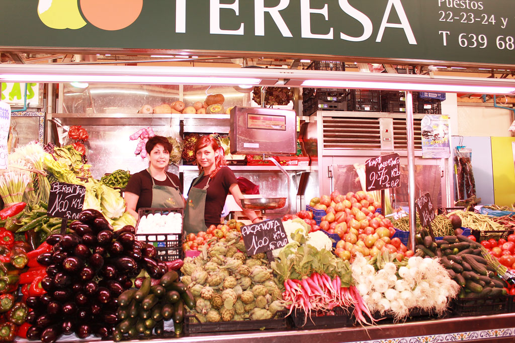 Verduras Teresa Orts