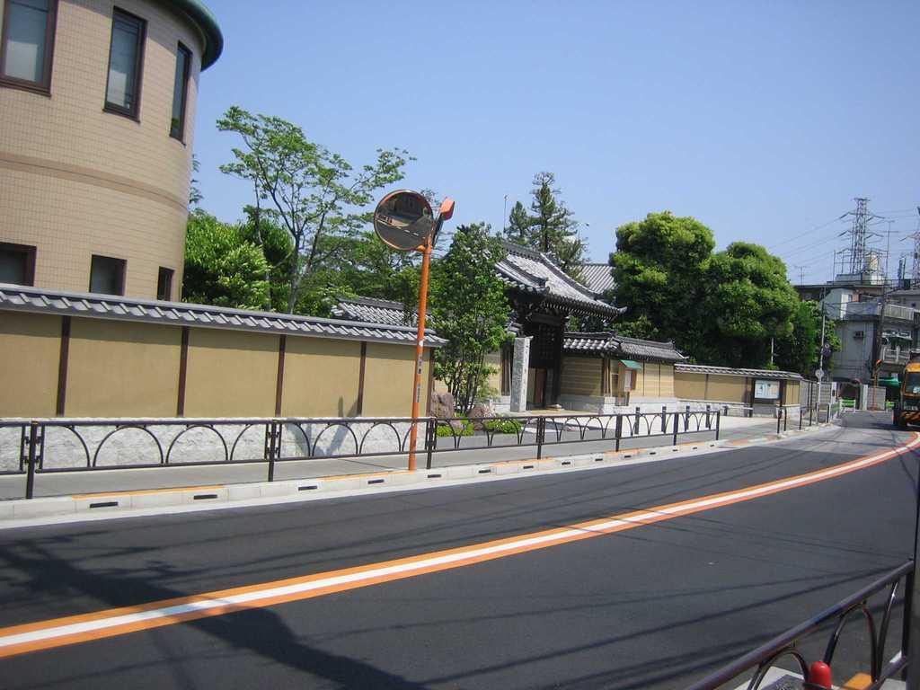 山門及び塀改修工事  西蓮寺