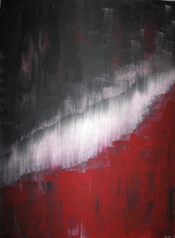 Nr. 16 Acryl auf Leinwand 80 x 60