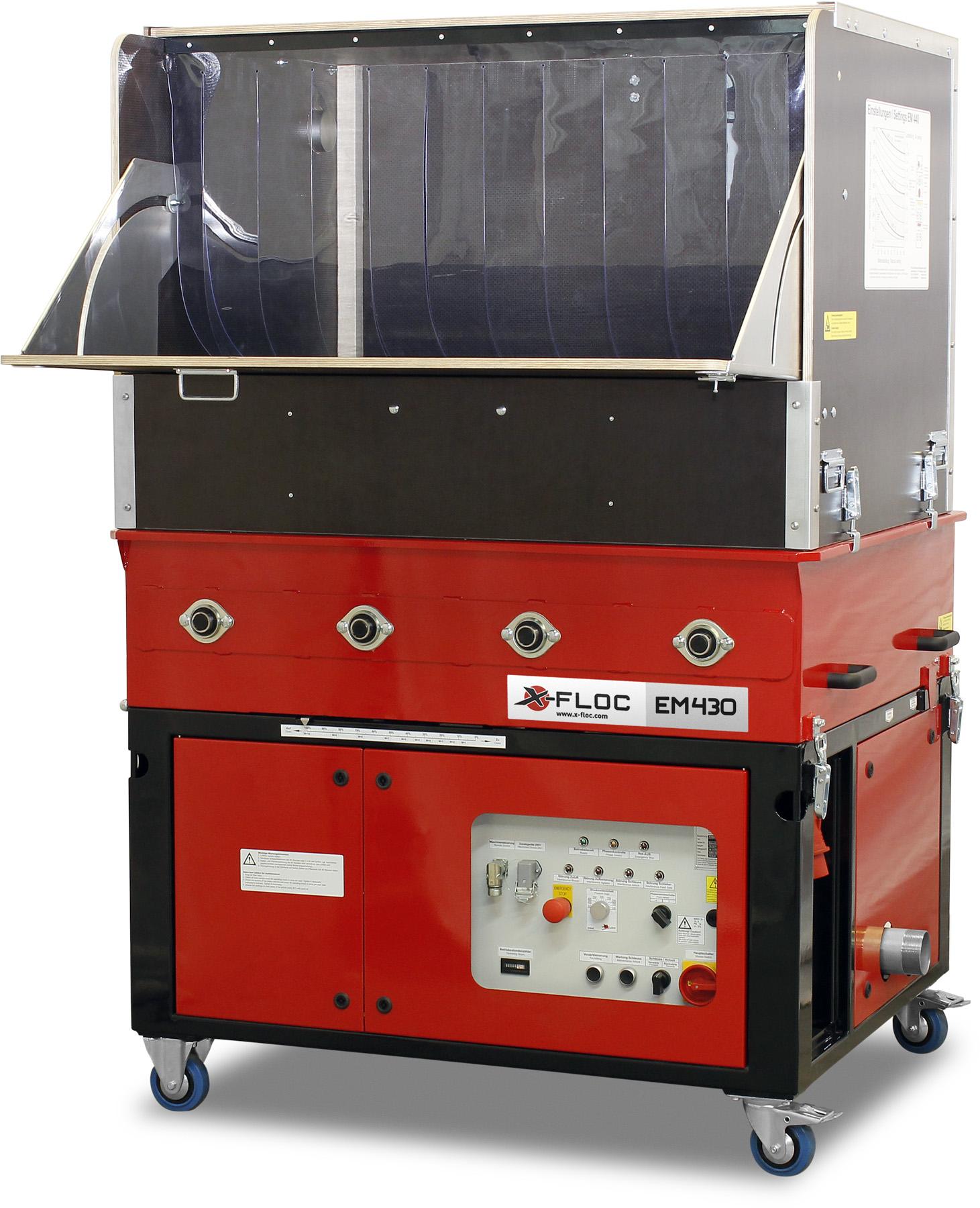 Mietmaschine Zellofant