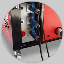 Stromanschluss EM 440 / 230V Ausführung