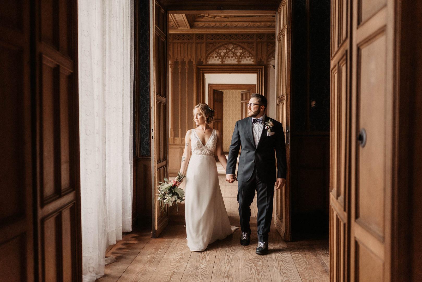 Heiraten auf Schloß Schaumburg