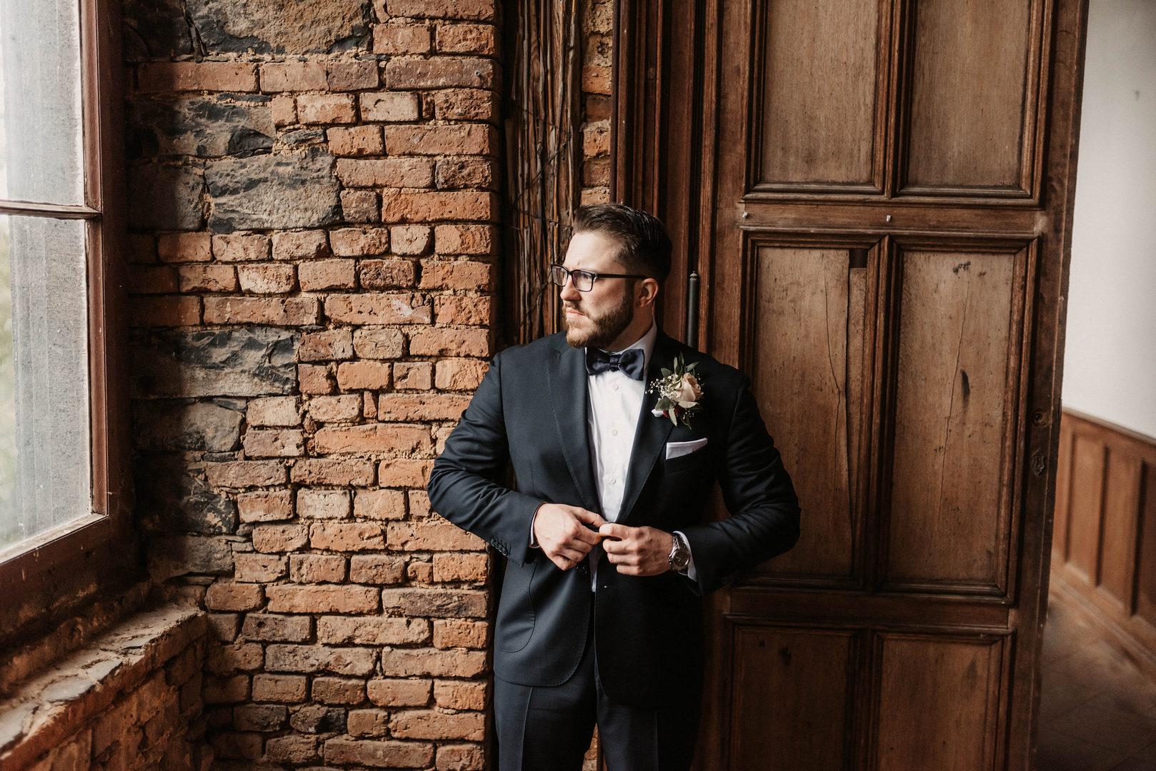 Hochzeitsbilder Schloß Schaumburg