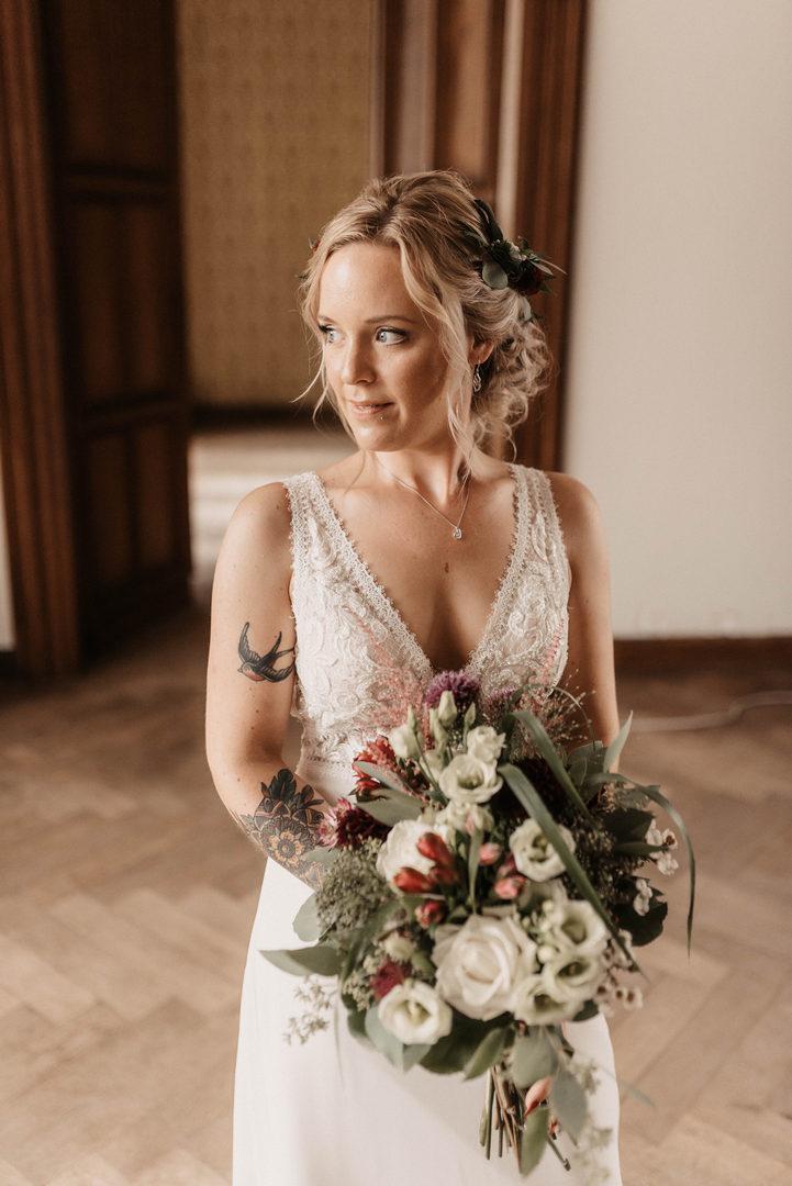 Hochzeitsfotograf Schloß Schaumburg