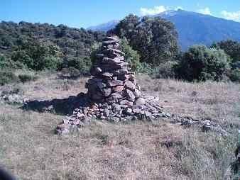 La pierre, partie intégrante du charme du lieu