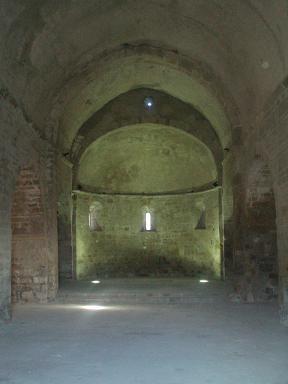 Choeur du prieuré