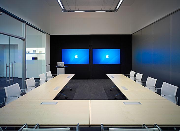 Büroprojekt-Apple