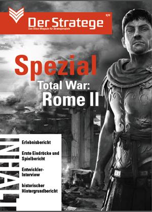 Sonderheft zu TW Rome 2 (1/2013)