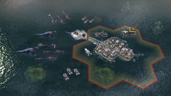 Screenshot Rising Tide (Quelle: PCWorld)