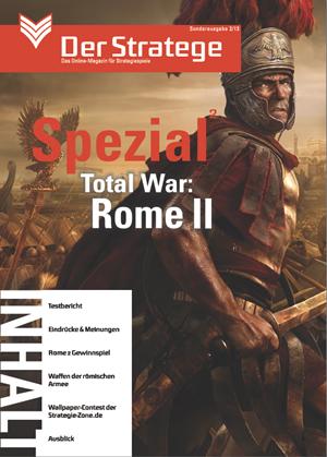 Sonderheft zu TW Rome 2 (2/2013)