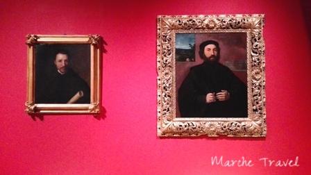 Lorenzo Lotto, Ritratti