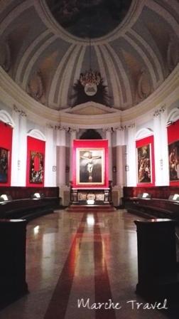 Cappella di Palazzo Campana, Mostra Le Stanze Segrete di Vittorio Sgarbi