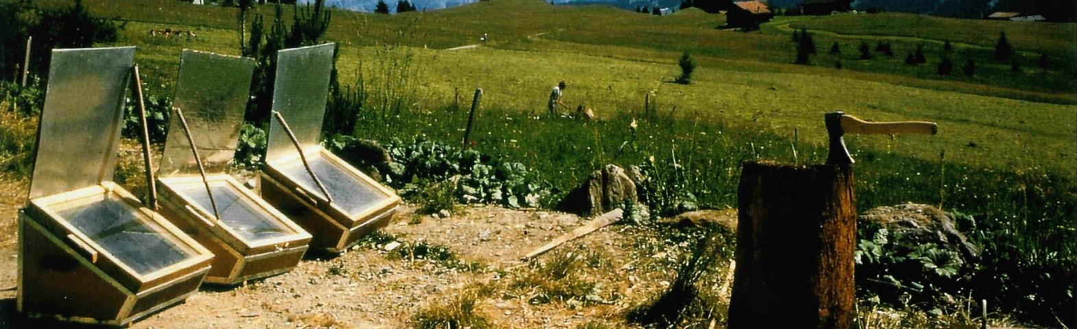 Solaröfen in der Schweiz
