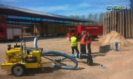groupe motopompe chantier nérac