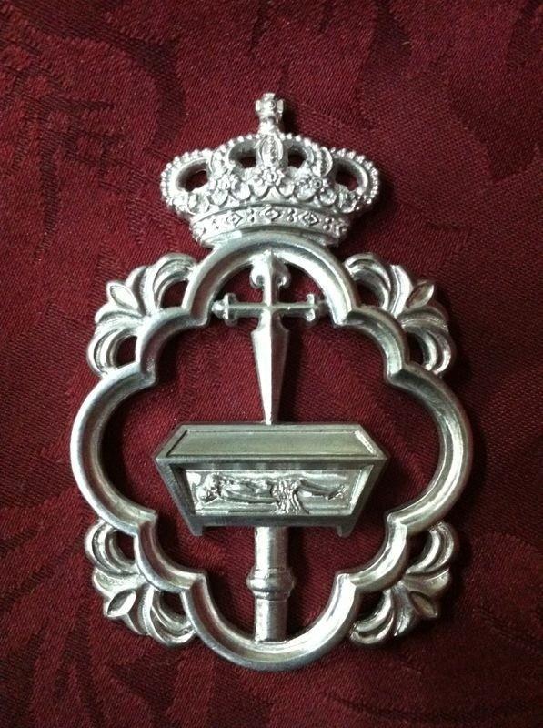 Medalla representativa de nuestra cofradía.