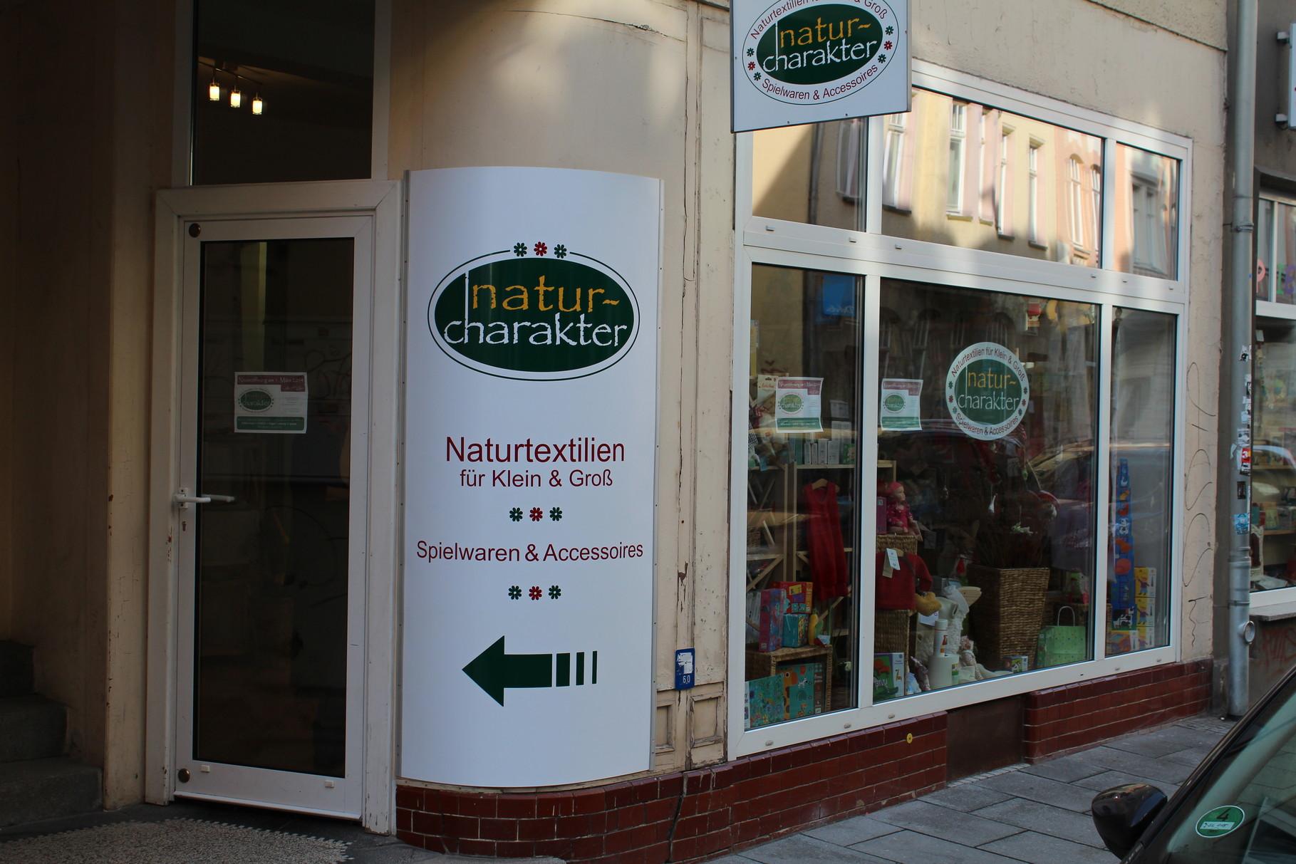 Unser kleiner Laden natur-charakter