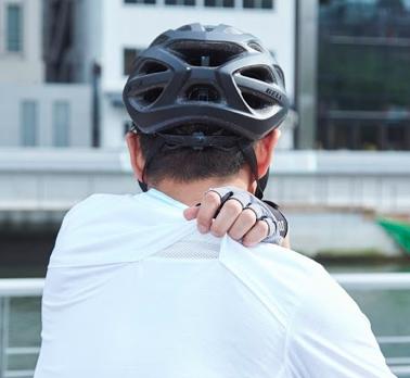 自転車,快適,吸収速乾,サイジャ