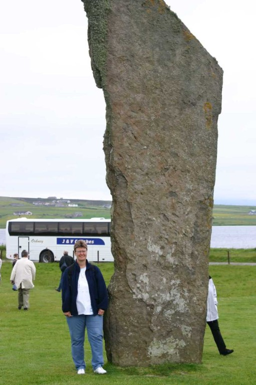 Bild 0115 - Orkney Inseln, Stones of Stenness