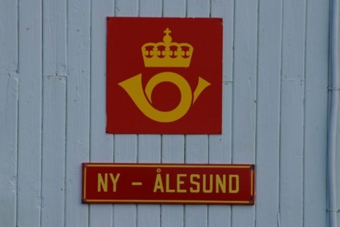 Bild 1555 - Spitzbergen, Ny Alesund, nördl. Postamt der Welt