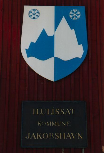 Wappen von Ilulissat / Grönland