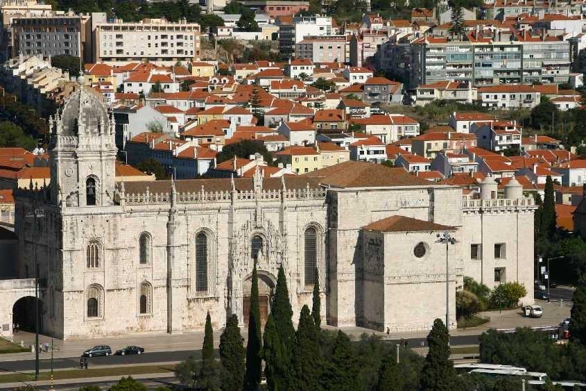 0146_31 Okt 07_Lissabon_Belem_Hieronymuskloster