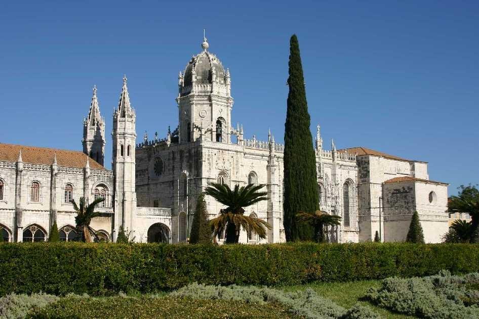 0180_31 Okt 07_Lissabon_Belem_Hieronymuskloster