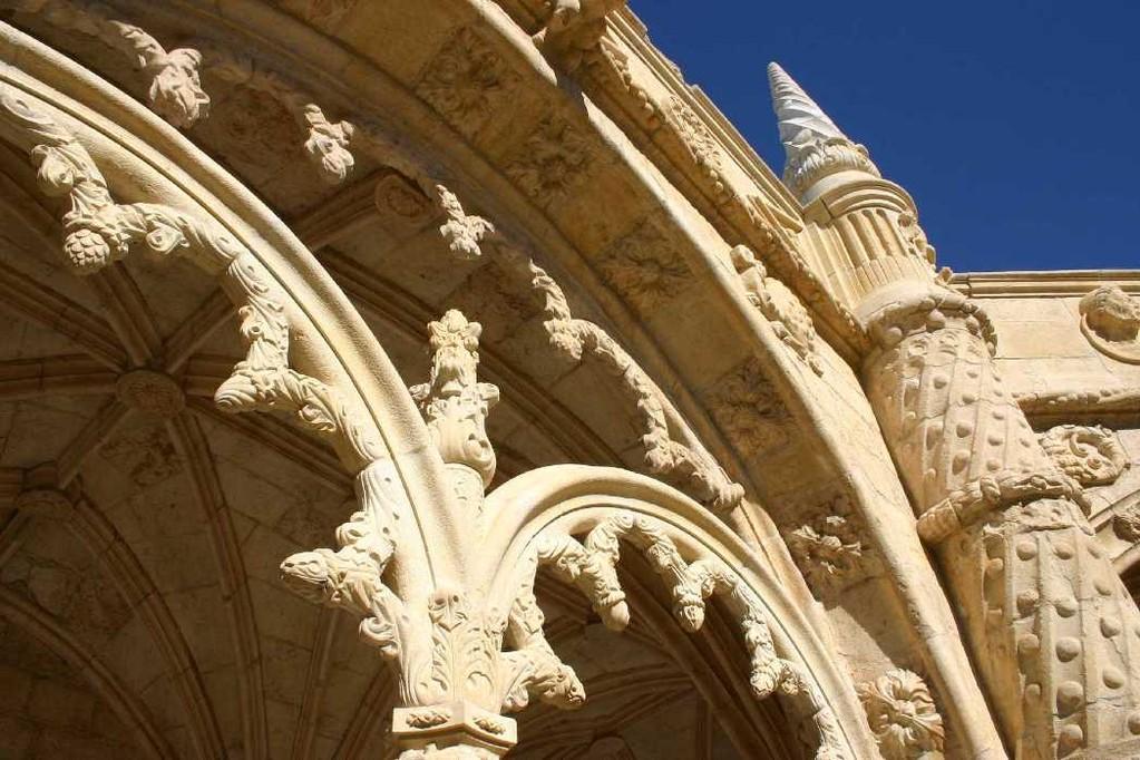 0216_31 Okt 07_Lissabon_Belem_Hieronymuskloster_Detail