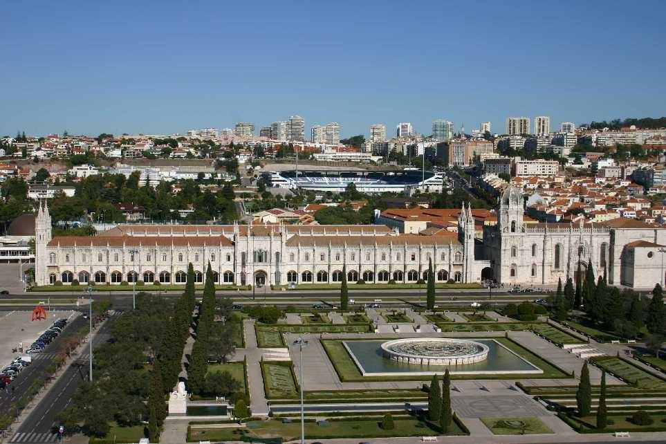 0130_31 Okt 07_Lissabon_Belem_Hieronymuskloster