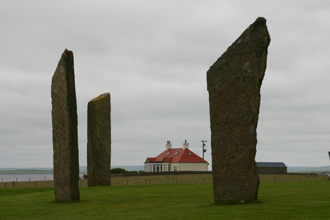 Bild 0109 - Orkney Inseln, Stones of Stenness