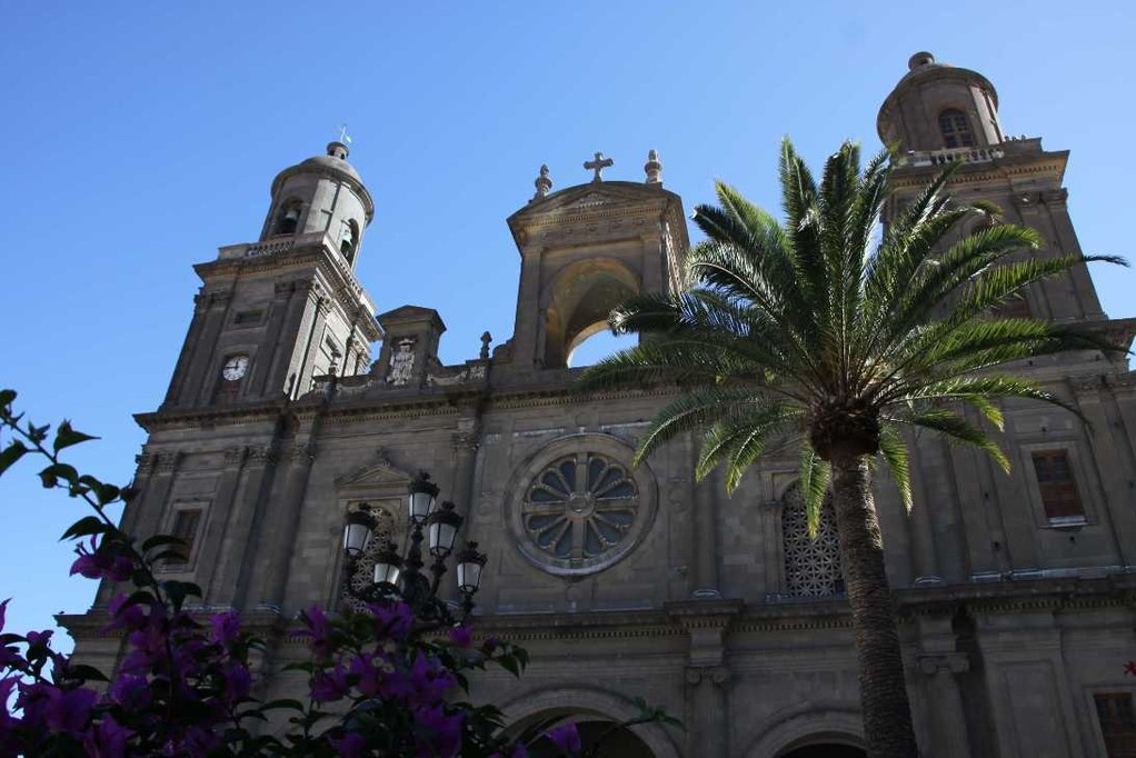 1556_16 Okt 2010_Gran Canaria_Las Palmas_Kathedrale & Plaza Santa Ana