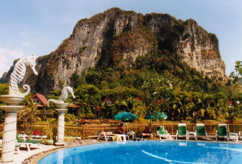 Hotel Peace Laguna, Krabi