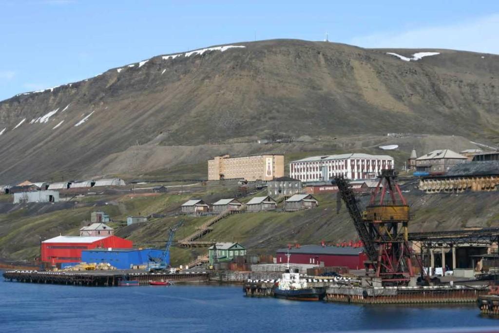 Bild 2011 - Spitzbergen, Barentsburg