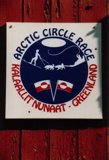 """Arctic Circle Race"" Sisimuit / Grönland"
