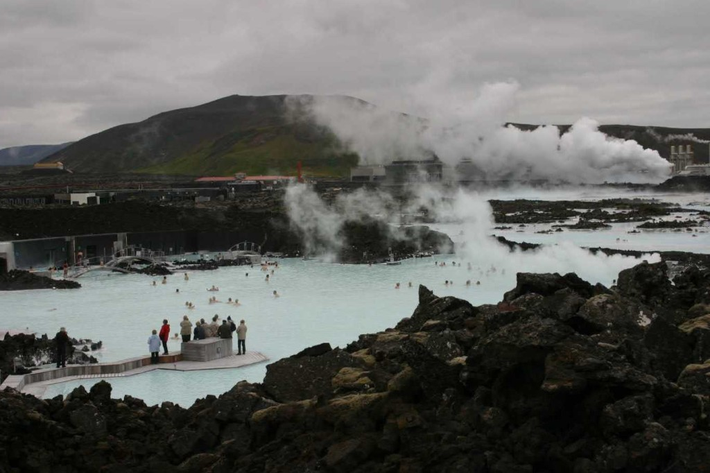 Bild 0441 - Island / Reykjavik, Blaue Lagune