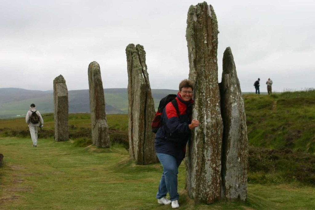Bild 0148 - Orkney Inseln, Ring of Brodgar