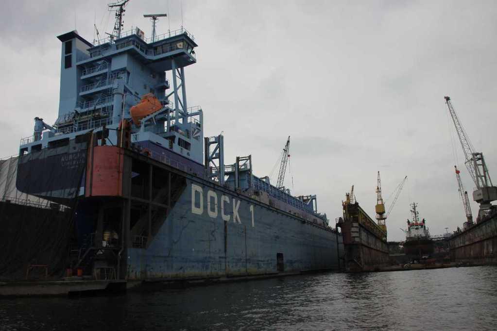 0350_11 Juni 2011_Hamburg_Hafen_Dock 1