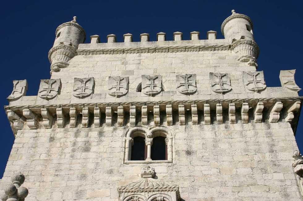 0106_31 Okt 07_Lissabon_Belem_Torre de Belem_Detail
