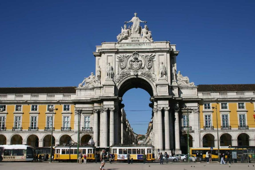 0238_31 Okt 07_Lissabon_Praca do Comercio