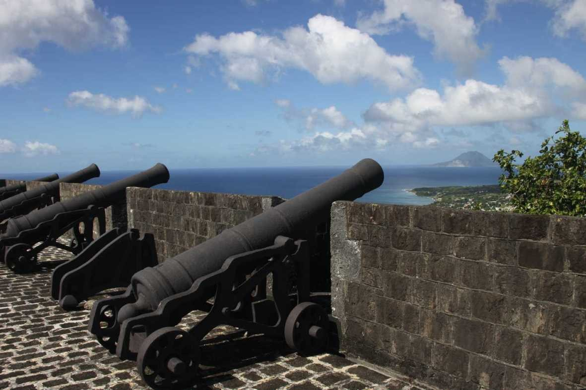 1674_27 NOV 2013_St-Kitts_Brimstone Hill Fortress