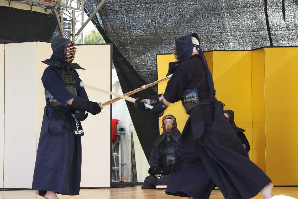 191_0427_16 Sept 2011_Gartenfest_Japan_KENDO_Weg des Schwertes