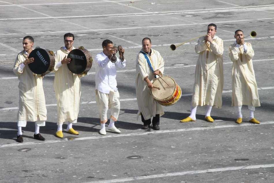 0204_10 Okt 2010_Star Flyer_Tanger_Traditionelle Musik