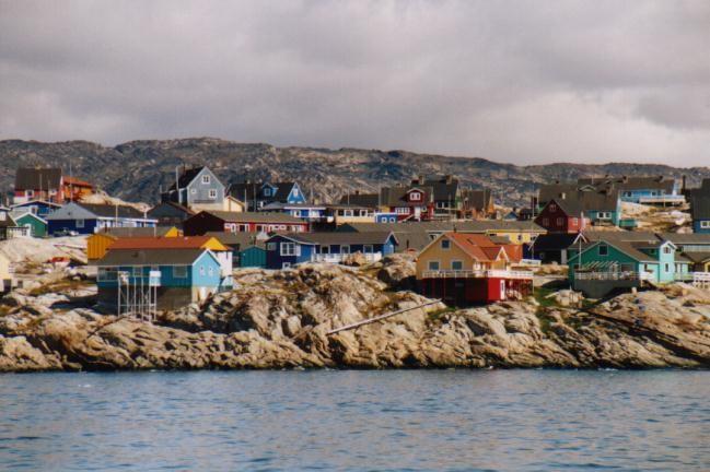 Ilulissat / Grönland