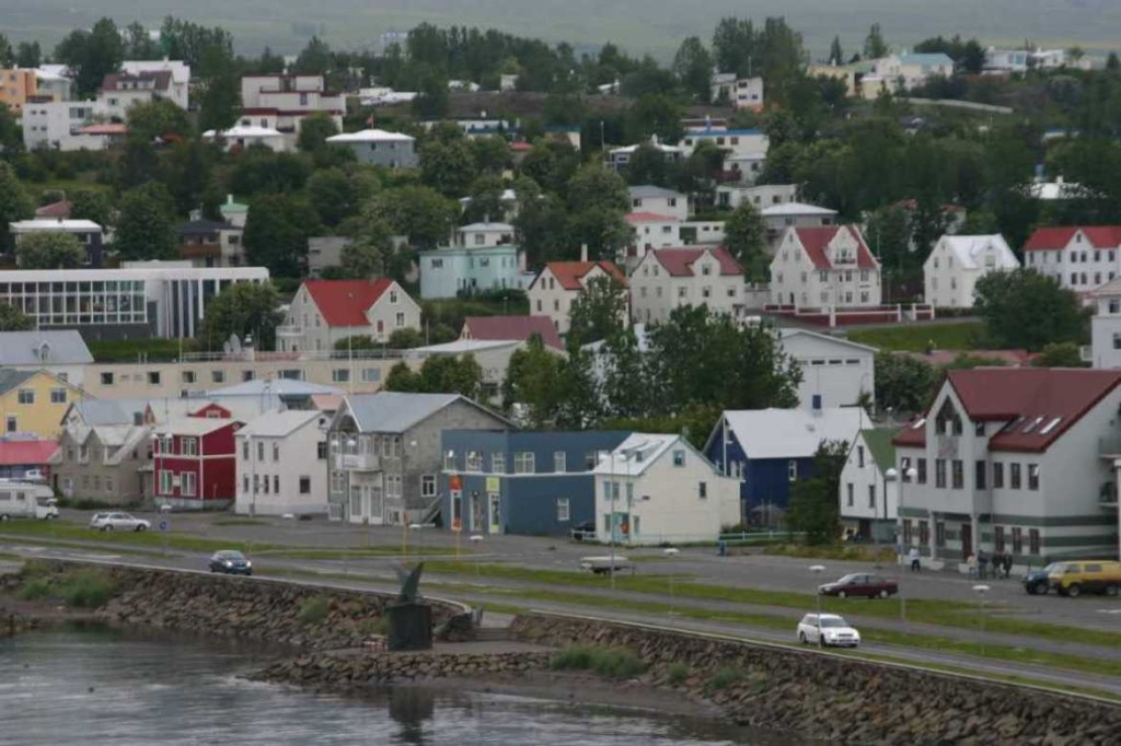 Bild 0648 - Island / Akureyri