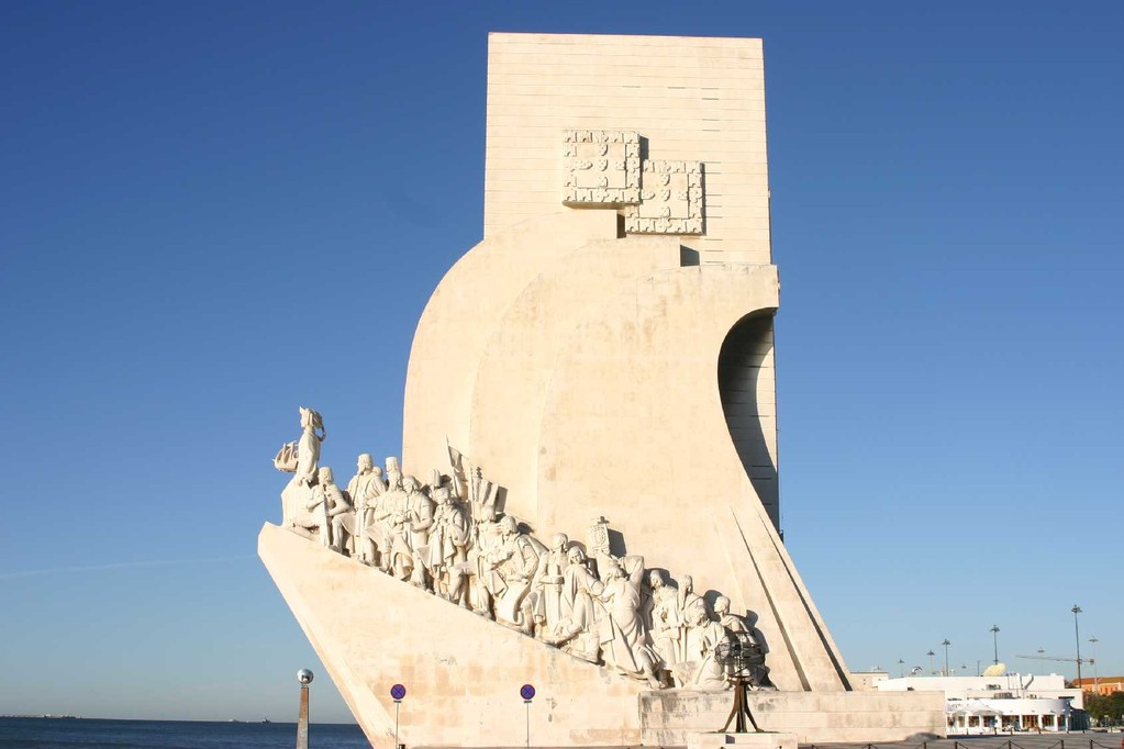 0054_31 Okt 07_Lissabon_Belem_Padrao dos Descobrimentos