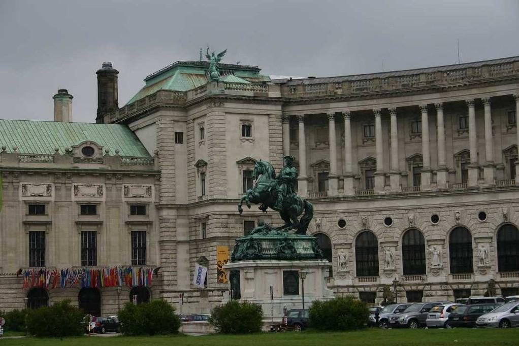 0065_21 Mai 08_Wien_Neue Hofburg_Prinz Eugen von Savoyen-Reiterdenkmal