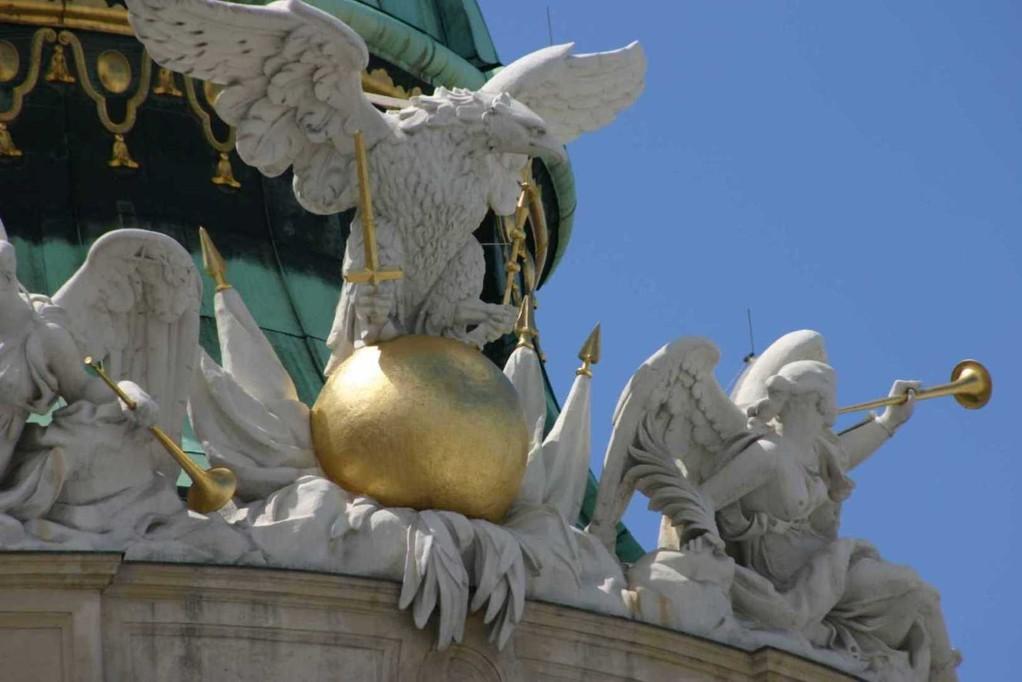 0434_22 Mai 08_Wien_Alte Hofburg_Michaeler Platz_Detail