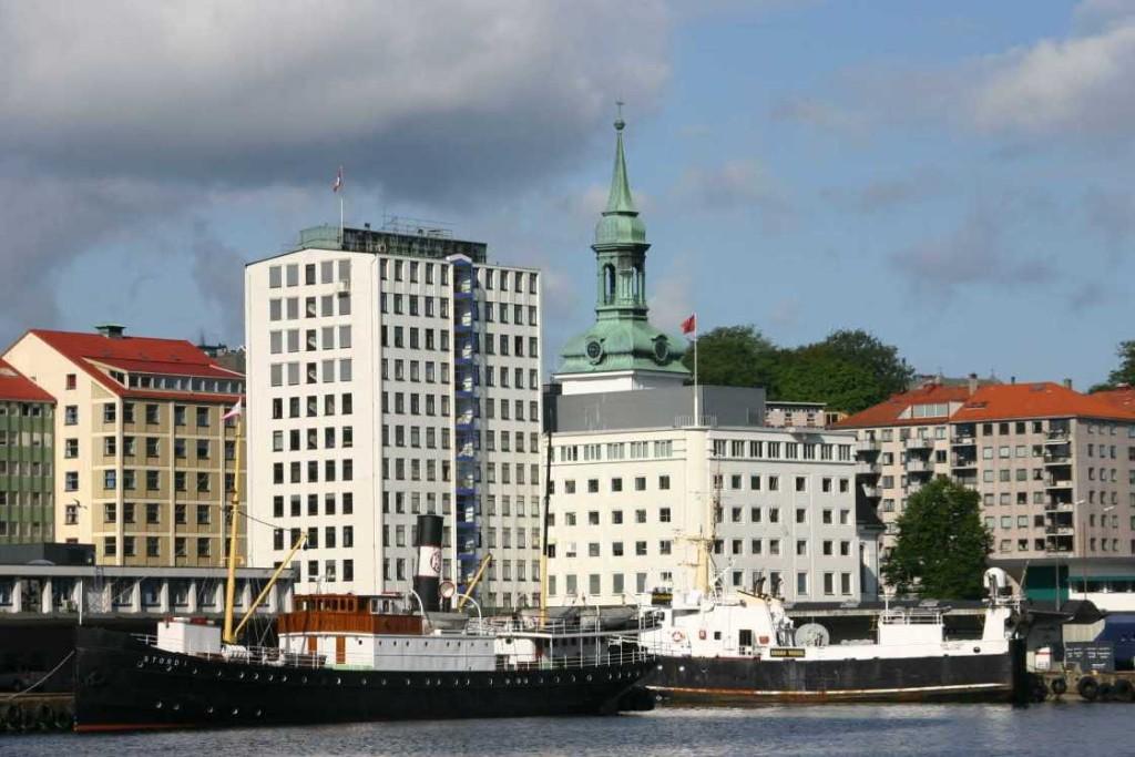 Bild 2889 - Norwegen, Bergen, Hafen
